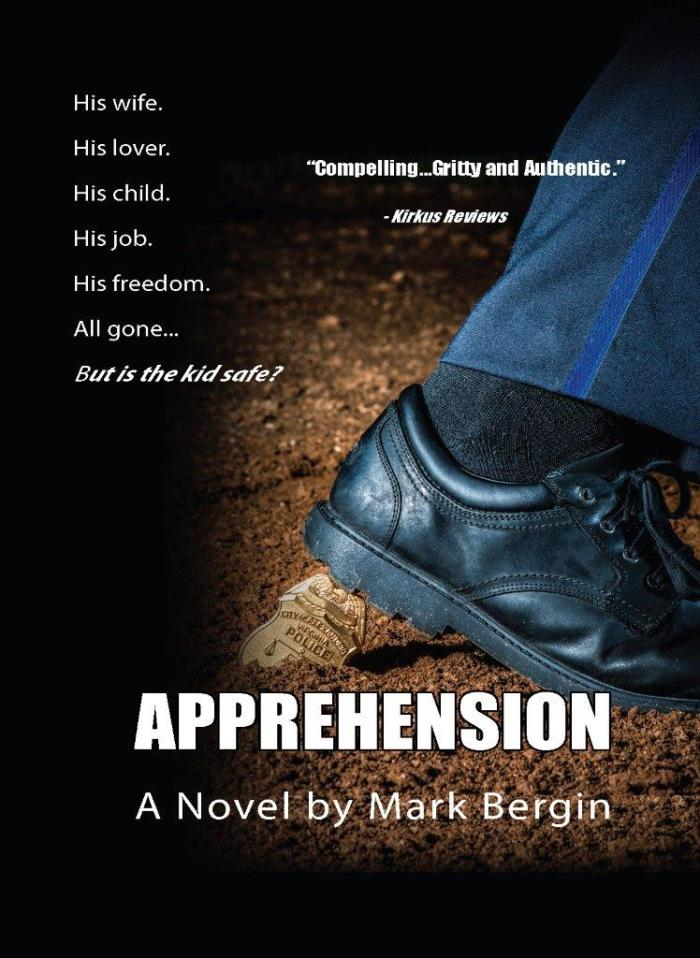 Apprehension front cover alone